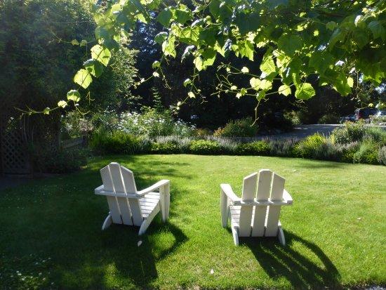 Coupeville, WA: gardens