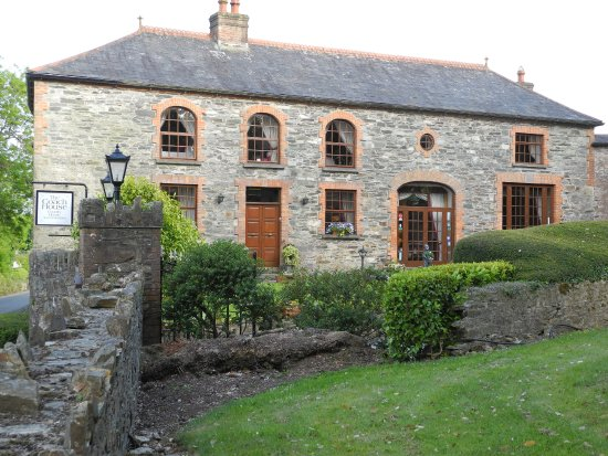 Butlerstown, İrlanda: The B&B is located in this beautiful stone building