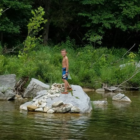 Blanchard Springs Recreation Area