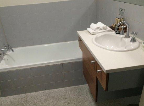 Scamander, Αυστραλία: Banheiro com bastante espaço