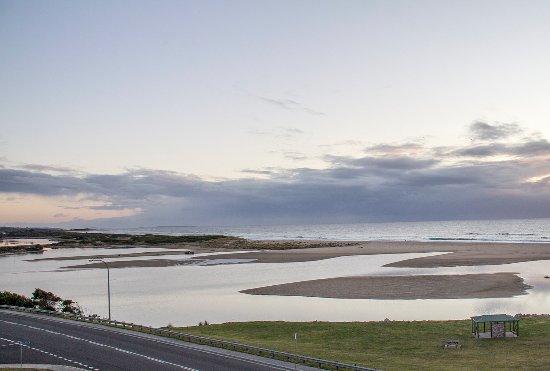 Scamander, Australië: Final de tarde, vista da enseada