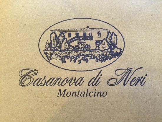 Montalcino, Ιταλία: Amazing Brunello
