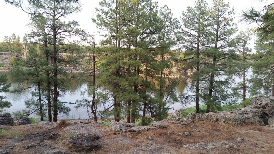 Show Low, AZ: Fool Hollow Lake Recreation Area