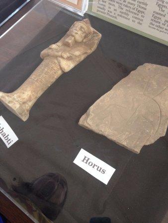Karpeles Manuscript Library : Egyptian displays