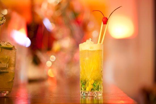 Bar Su-shin: Cocktail mit Melonen Geschmack