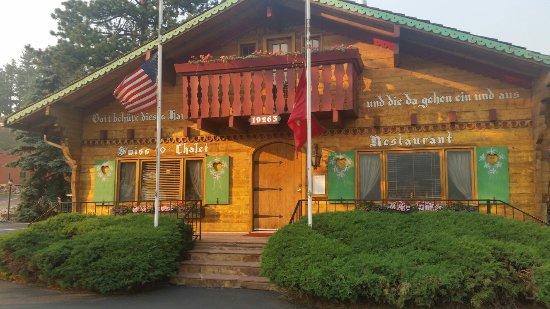 Gluten Free Restaurants Woodland Park Co
