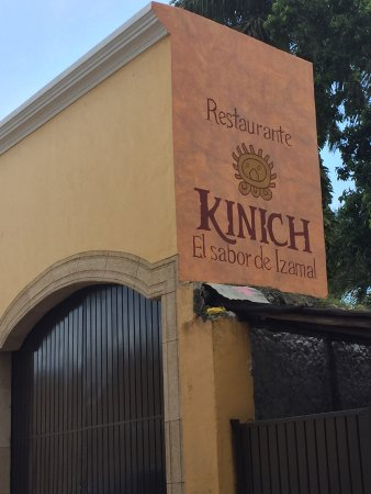 Izamal, Mexico: Maravilloso lugar. La cocina es espectacular, la mejor cochinita. Mágico.