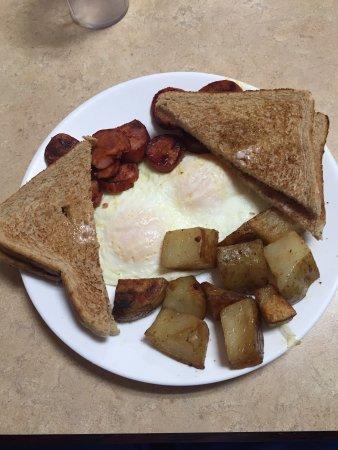 Assonet, แมสซาชูเซตส์: Amazing breakfast