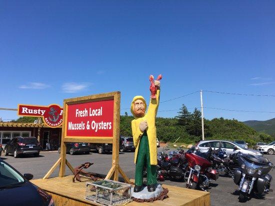 Pleasant Bay, Canadá: photo0.jpg