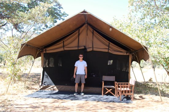 Foto de andBeyond Chobe Under Canvas