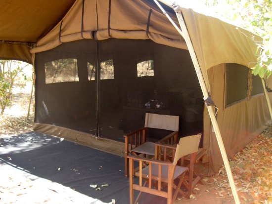 andBeyond Chobe Under Canvas Picture