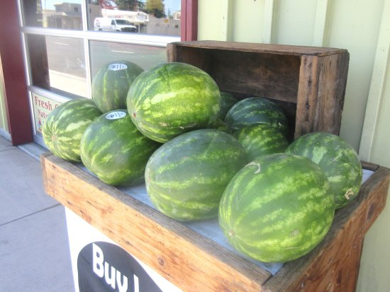 CJ Olson Cherries: Watermelons, CJ Olson Cherries, Sunnyvale, CA