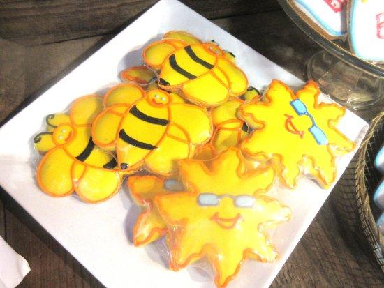 CJ Olson Cherries: Cookies, CJ Olson Cherries, Sunnyvale, Ca