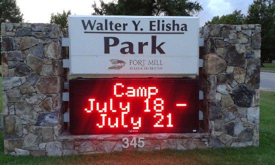 Walter Y. Elisha Park