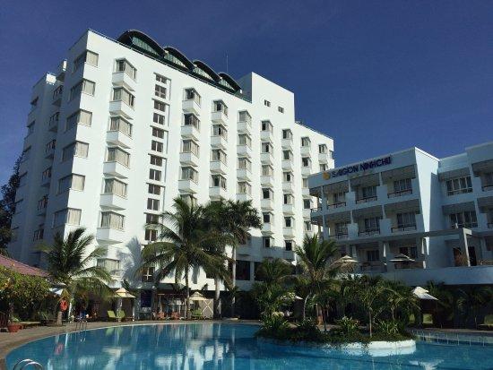 Khanh Hai, فيتنام: サイゴン ニンチュウ ホテル & リゾート
