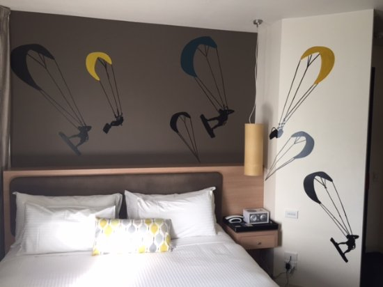Rydges St Kilda: Kite Boarding Room