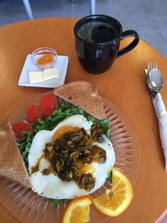 """Healthy Hippy"" Breakfast!!!!!!!!!"