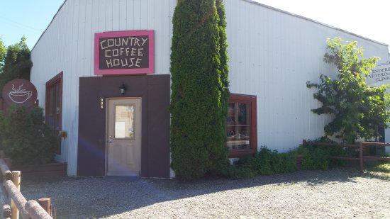 Enderby, Canada : Country Coffee House