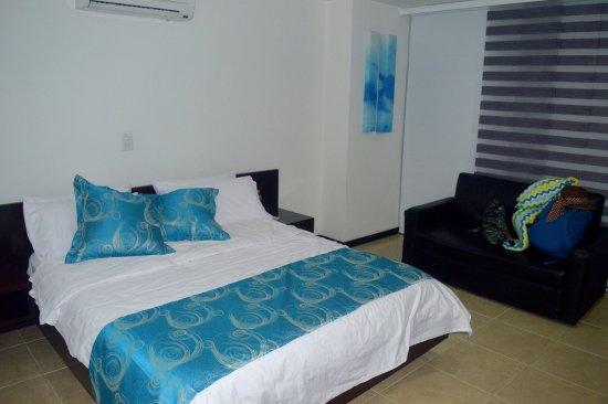 Hotel Plaza Granada: My room