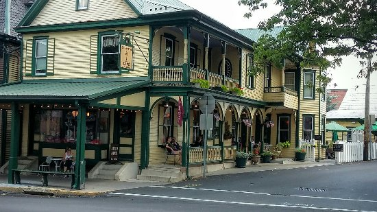 Lititz, Pensilvania: Top notch restaurant