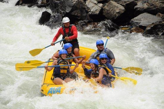 AVA Rafting & Zipline