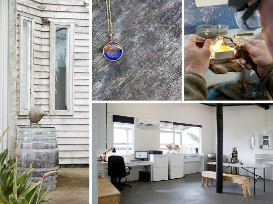 Oakura, Nueva Zelanda: Ringcraft Moana studio