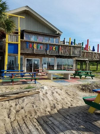 Fort Morgan, AL: Tacky Jack's 2