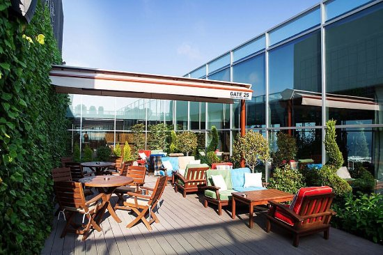 Floor 26 Open Air Terrace Picture Of Gate 25 Baku Tripadvisor