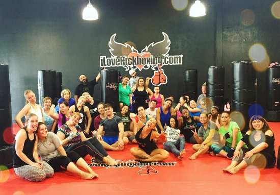 iLovekickboxing Friendswood