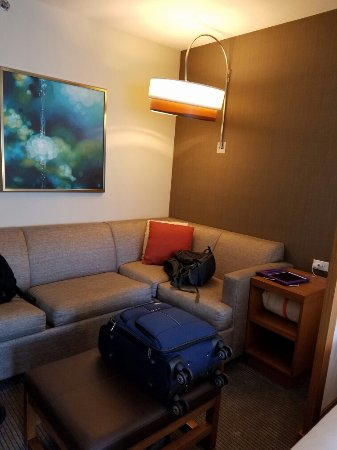 Hyatt Place Chicago / River North: Comfy hotel