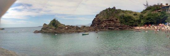 Buzios, RJ: Praia da Ferradura