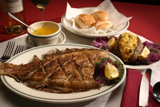 Broussard, LA: Flounder - Famous for our fish!