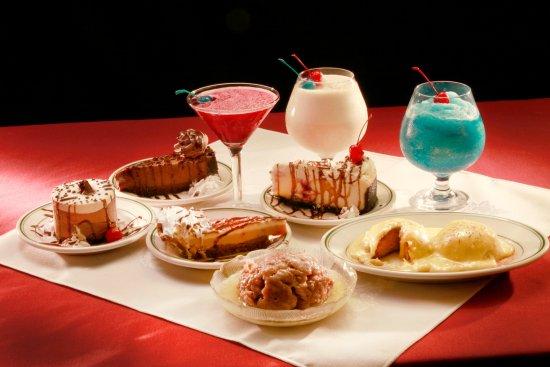 Broussard, Luizjana: Desserts & Drinks!