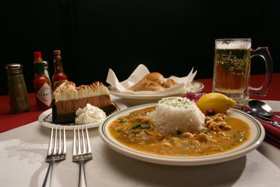 Broussard, Luizjana: Crawfish Etouffee - A Local Favorite!
