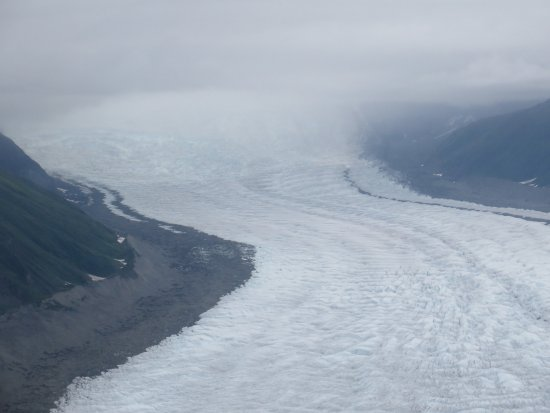 McCarthy, อลาสกา: Glacier