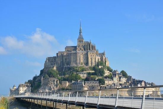 Ceaux, Frankrijk: LE MONT ST MICHEL