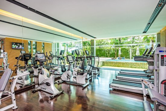 Wyndham Sea Pearl Resort Phuket: Gym