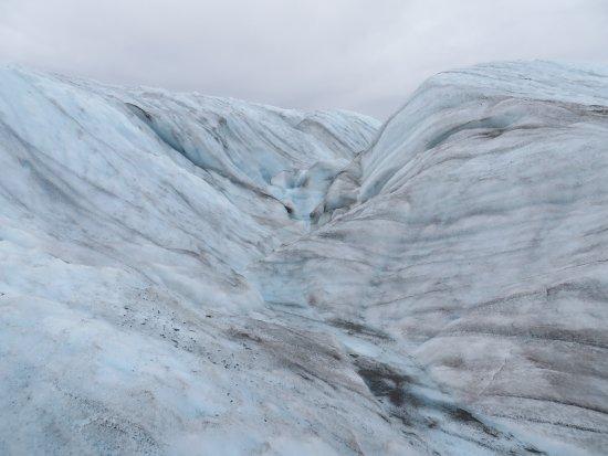 McCarthy, Alaska: Hardly flat and boring