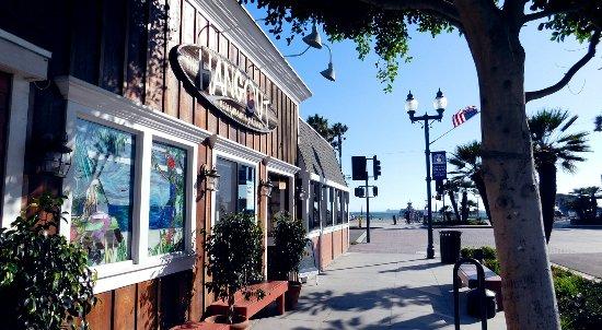 The Hangout Restaurant Beach Bar Seal Reviews Phone Number Photos Tripadvisor