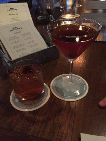 Thibodaux, LA: Excellent drinks, dinner and dessert