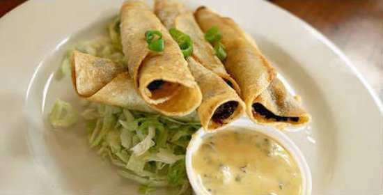 Seal Beach, Californie : Fresh Made Taquitos