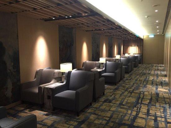 台北环亚机场贵宾室