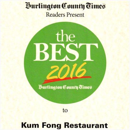 Burlington, NJ: the BEST 2016