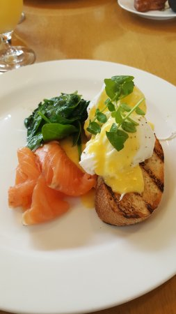 Yering, Australien: breakfast- fantastic- fresh