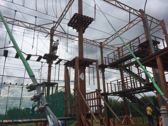 PandaPark Kolomenskoye Rope Park