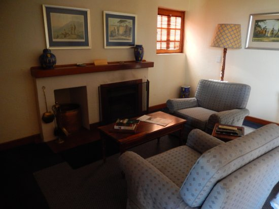 Sitting Room With Fireplace Picture Of Coach House Hotel Spa