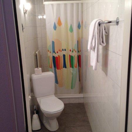 Horn, Svizzera: la douche et wc