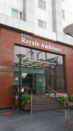 Hotel Royale Ambience: 20160711_151803_large.jpg