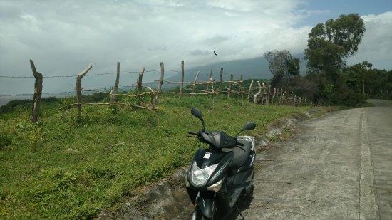Altagracia, Nikaragua: Moto trip nearby to Santo Domingo