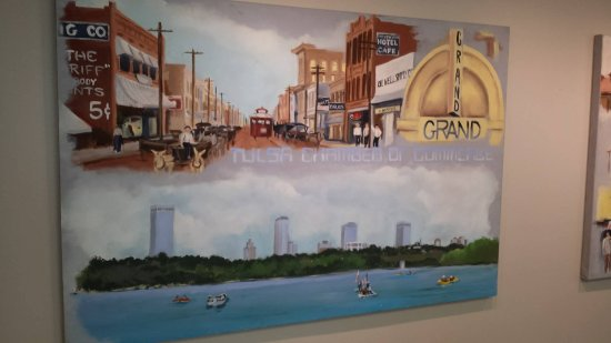 Tulsa Historical Society & Museum : One Exhibit